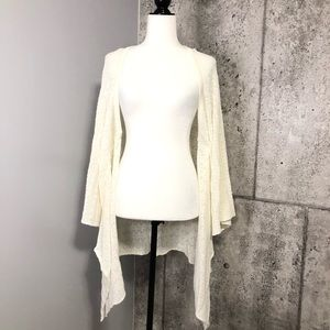Current Air Anthropologie Cardigan Cover up